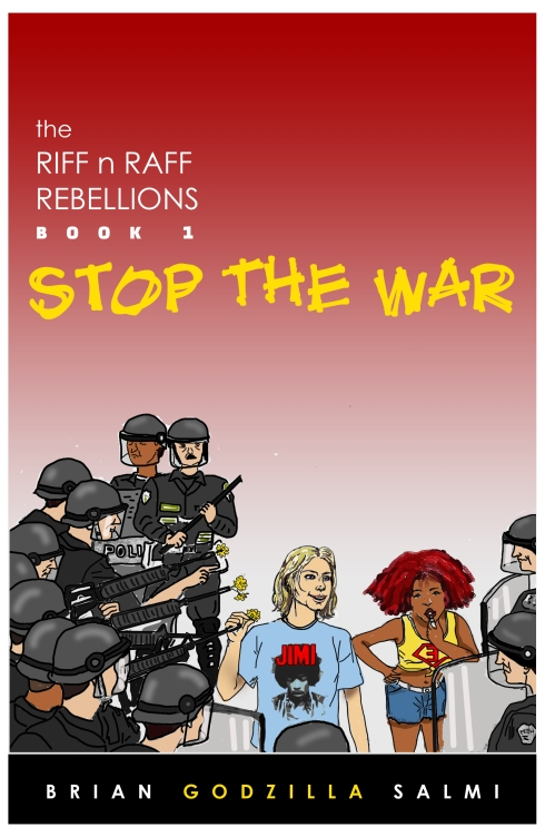 stop the war cover final